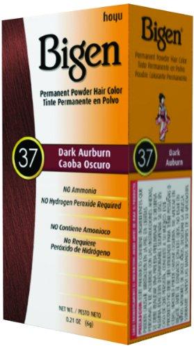 Bigen Permanent Powder Hair Color 88 Blue Black review