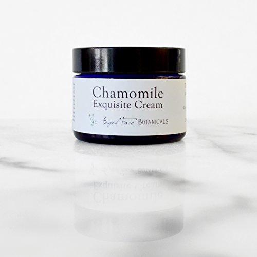 Chamomile Exquisite Antioxidant Facial Cream, Organic Face Moisturizer