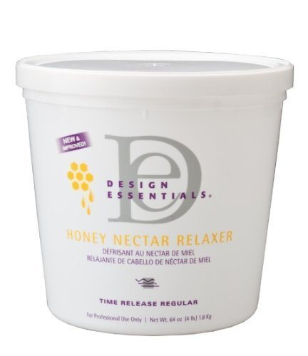 Design Essentials Honey Nectar Time Release Regular Relaxer. review
