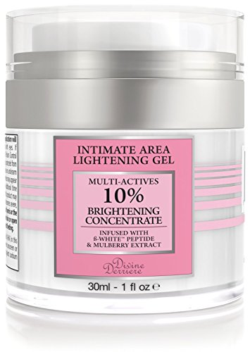 Divine Derriere Intimate Skin Lightening Gel for Body, Face, Bikini and Sensitive Areas