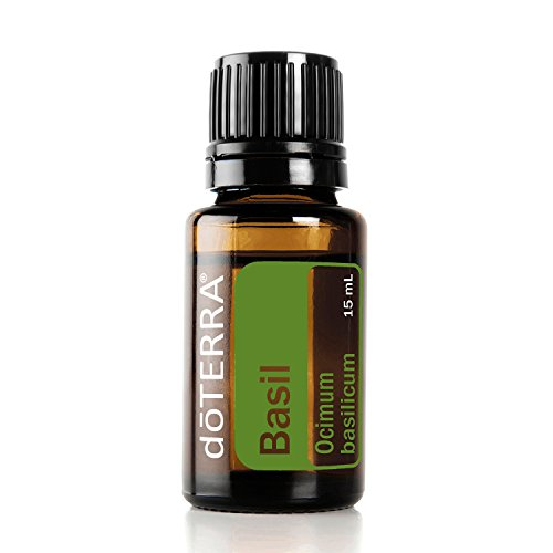 doTERRA Basil Essential Oil review
