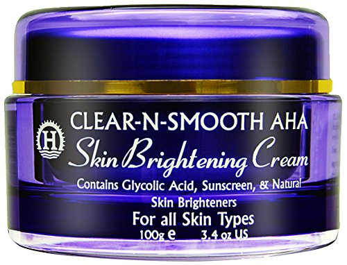 Gentle Skin Brightening Cream: Skin Lightening & Whitening by Clear N Smooth