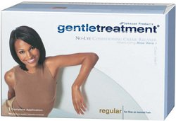 Gentle Treatment No-Lye Conditioning Crème Relaxer System review