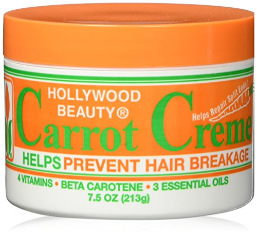 Hollywood Beauty Crème, Carrot review