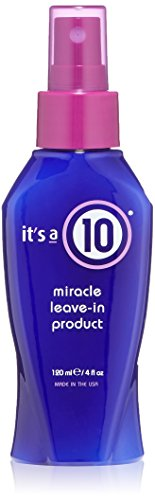 It\'s a 10 Haircare Miracle Leave-In Product review
