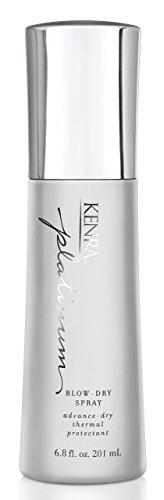 Kenra Platinum Blow-Dry Spray review