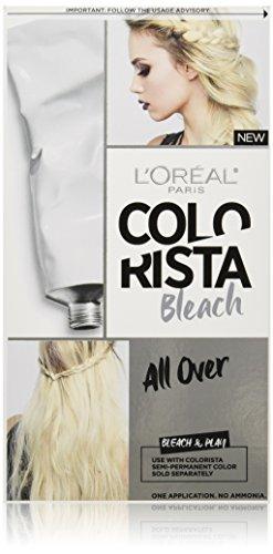 L'Oréal Paris Colorista Bleach review
