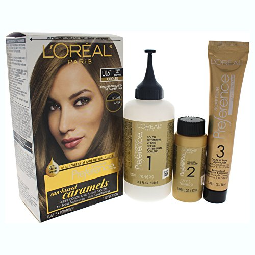 L'Oréal Paris Superior Preference Color Care System