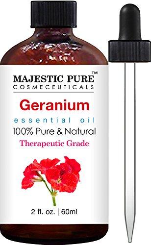 Majestic Pure Geranium Essential Oil review