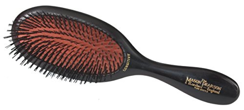 Mason Pearson Sensitive Boar Bristle Hairbrush. review