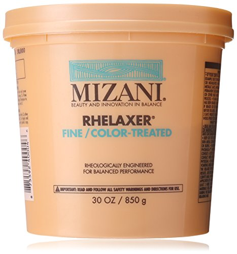 Mizani Rhelaxer for Fine/Color Treated Hair review