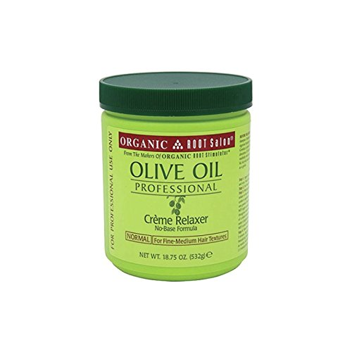 Organic Root Stimulator Olive Oil Professional Crème Relaxer, Normal Strength review