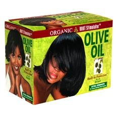 Organic R/s Root Stimulator Olive Oil No-lye Relaxer Extra Strength Kit review