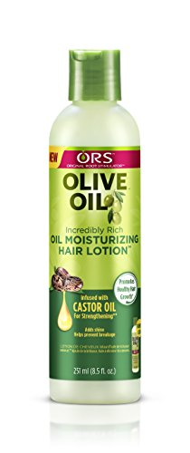 ORS Olive Oil Incredibly Rich Oil Moisturizing Hair Lotion review