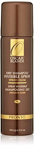 Oscar Blandi Pronto Dry Shampoo Invisible Spray review