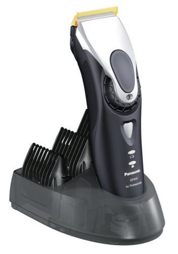 Panasonic ER1611 Professional Cordless Hair Clipper review