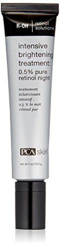 PCA SKIN 0.5% Pure Retinol Night Intensive Brightening Treatment