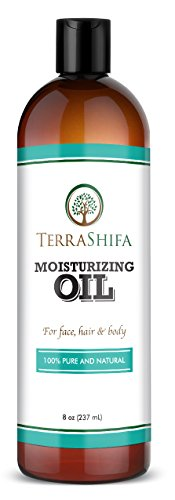 Pure Moisturizing Oil with Coconut, Olive, Almond & Lavender Oil  review