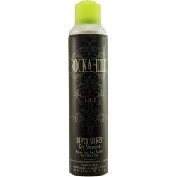 Rockaholic by Tigi Dirty Secret Dry Shampoo review