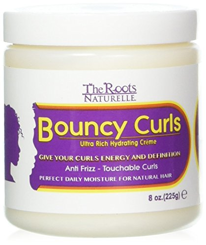 Roots Naturelle Curly Hair Products Bouncy Curls i review