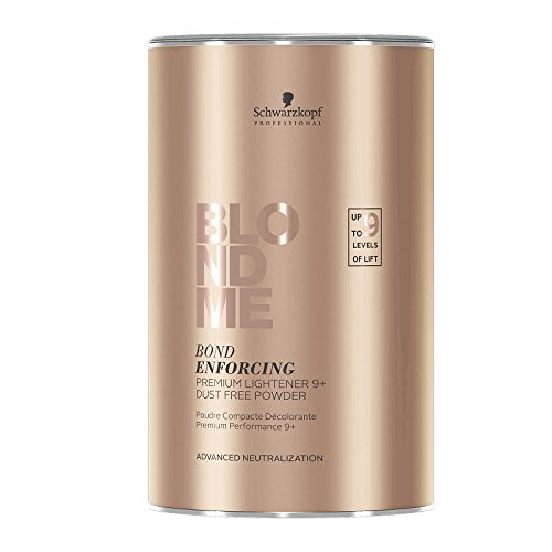 Schwarzkopf BlondMe Bond Enforcing Premium Lightener. review