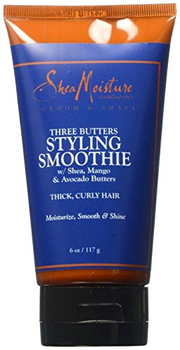 Shea Moisture Three Butters Styling Smoothie review