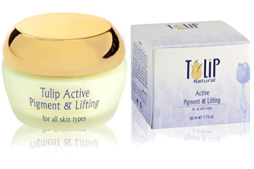 Skin Brightening and Lightening Cream – Hyperpigmentation and Dark Spots Corrector by Tulip Natural (
