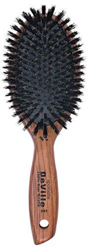 Spornette DeVille Cushion Oval Boar Bristle Brush review