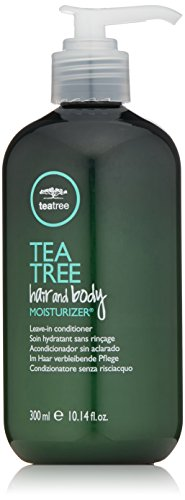 Tea Tree Hair and Body Moisturizer review