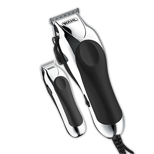 Wahl Deluxe Chrome Pro, Complete Hair and Beard Clipping and Trimming Kit review
