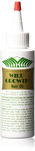 Wild Growth Hair Oil review