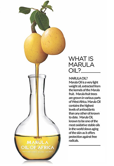Marula Oil Potent Antioxidant Serum